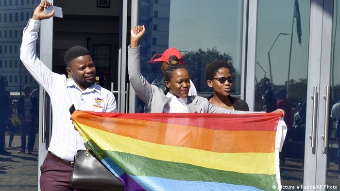 Botswana legalizes same-sex relations