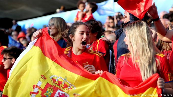 Spanische Nationalmannschaft Frauen WM