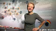 Karen Espelund (ältere Frau mit blonden Haaren), Funktionärin aus Norwegen