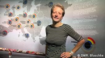 Karen Espelund foi a primeira mulher a integrar a diretoria da Federação Norueguesa de Futebol