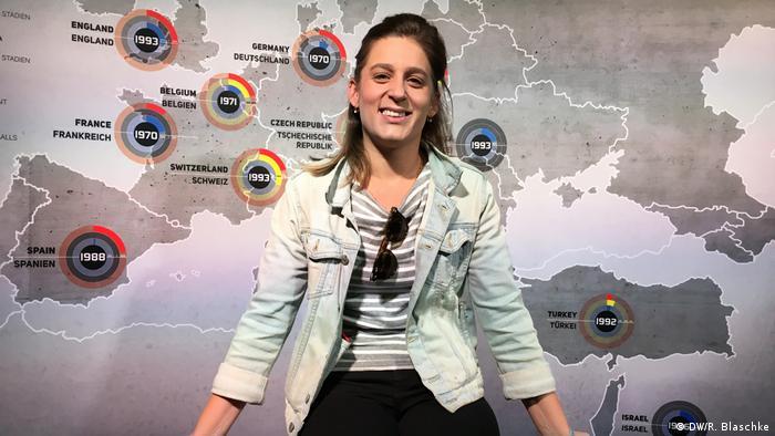 Daphna Goldschmidt hesitou mais de três anos em se candidatar à diretoria do time Hapoel Katamon, de Jerusalém