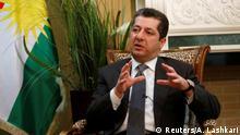 Ministerpräsident des irakischen Kurdistan, Masrour Barzani