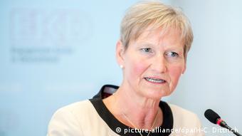 EKD äußert sich zu sexuellem Missbrauch Kirsten Fehrs