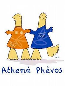 Athen Sommerolympiade 2004 Logo