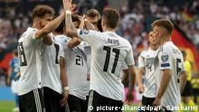 Germany face tough Euro 2020 path after Poland draw
