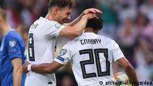 Fußball: Länderspiel 2019 - EM Quali - Deutschland vs. Estland