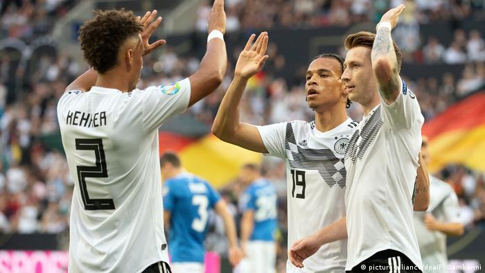 Новости немецкая сборная по футболу
