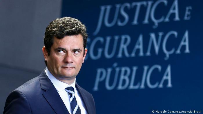 Justizminister Sergio Moro