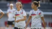 DFB-Frauennationalmannschaft Deutschland-Chile