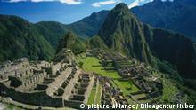 Inka Festung Machu Picchu - Cusco - Peru