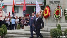 Bulgarien Goze Delchev | Borisov und Zoran Zave