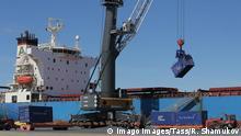 Russland | Hafen Ust-Luga