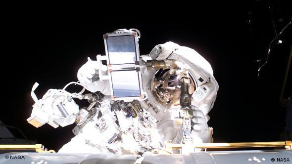 Astronaut Thomas Reiter Flash-Galerie