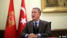 Hulusi Akar, Verteidigungsminister der Türkei EINSCHRÄNKUNG