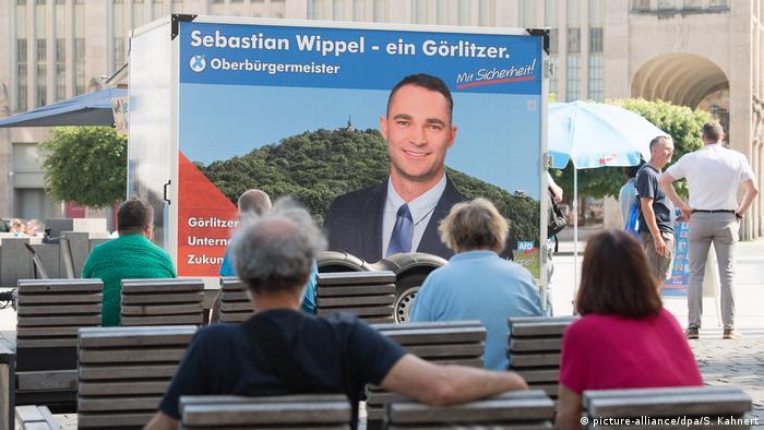 Görlitz Sebastian Wippel AfD