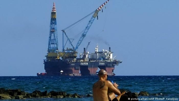 Turkey urges Greek Cypriots to accept oil drilling plan