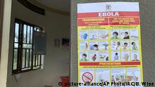 Uganda Ebola (picture-alliance/AP Photo/IRC/B. Wise)