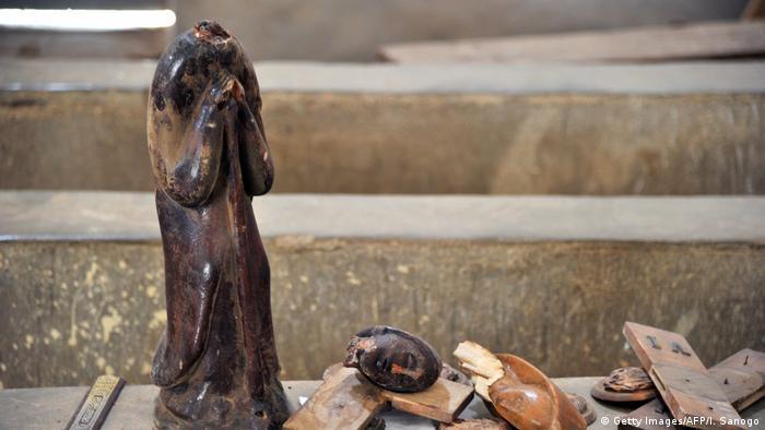 Mali 2013 Konflikt | Christliche Kirche in Diabaly