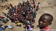 Uganda - Süd-südanesische Flüchtlinge