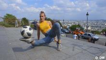 DW Euromaxx - Fußball-Freestylerin Mélody Donchet
