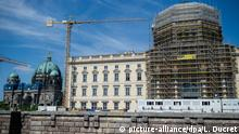 Deutschland Berlin | Baustelle Berliner Schloss
