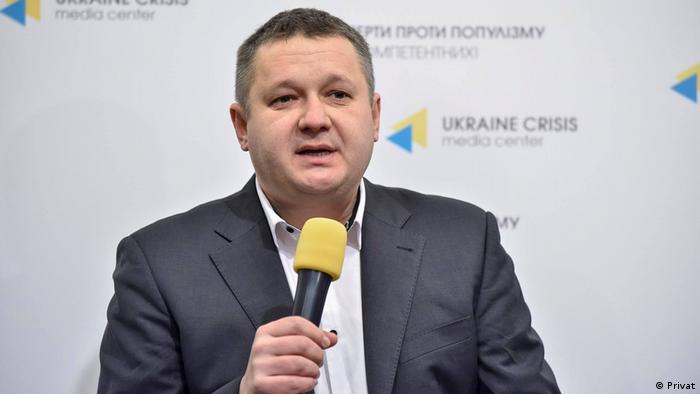 Олексій Кошель, голова Комітету виборців України