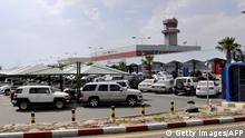Saudi Arabien Huthi-Rebellen greifen Flughafen Abha an