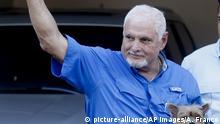 Panama Ex-Präsident Ricardo Martinelli