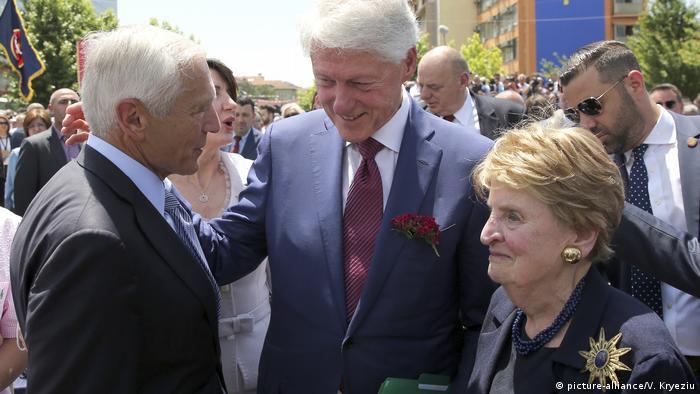 20. Jahrestag des Beitritts der NATO zum Kosovo