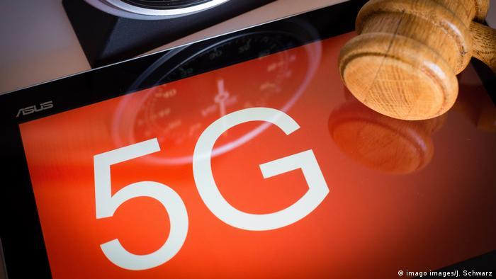 5G Mobilfunkauktion