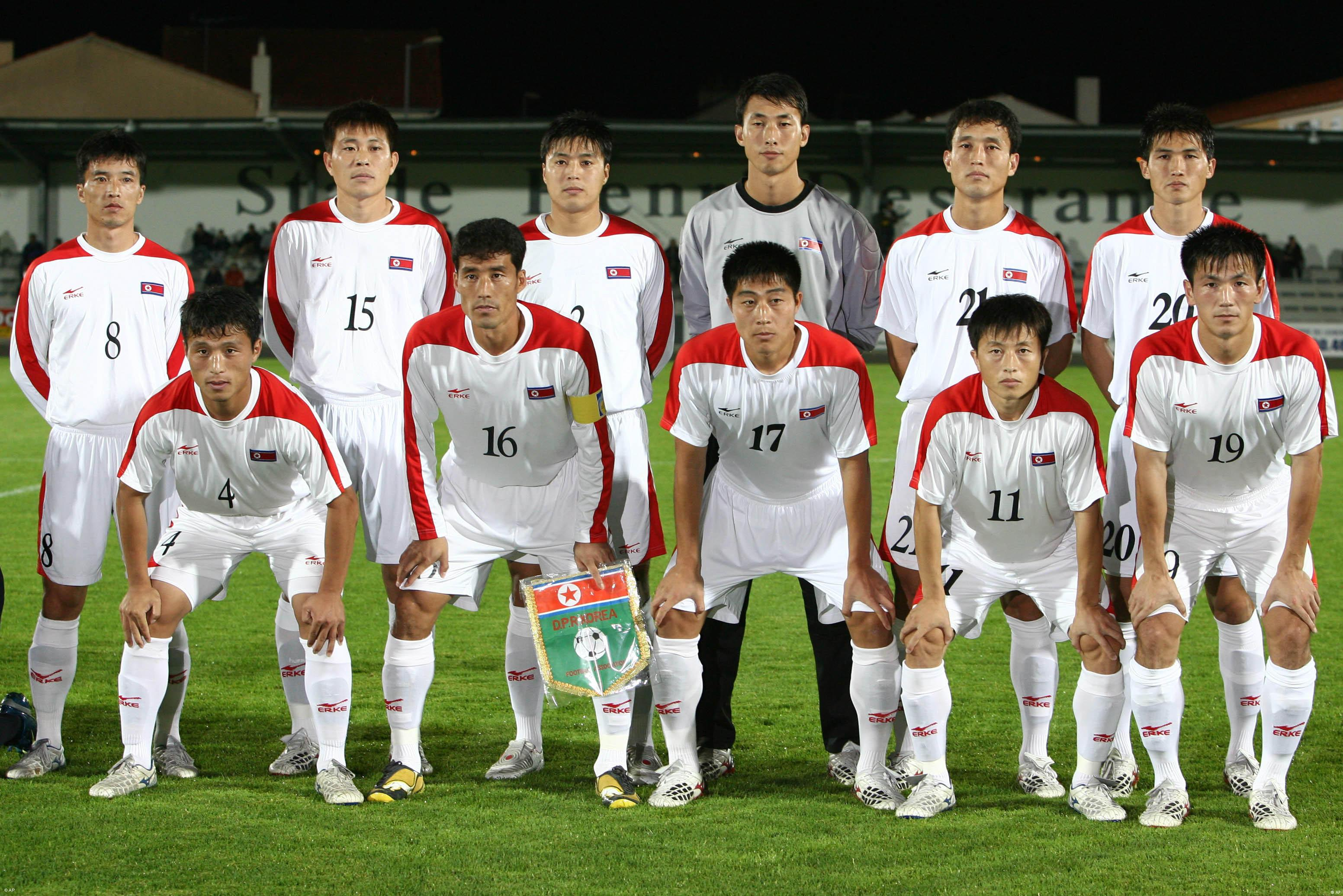 North Korea had not played in a soccer World Cup since 1966