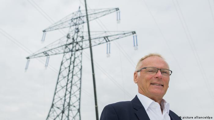 Der Präsident der Bundesnetzagentur, Jochen Homann (Foto: picture alliance/dpa)