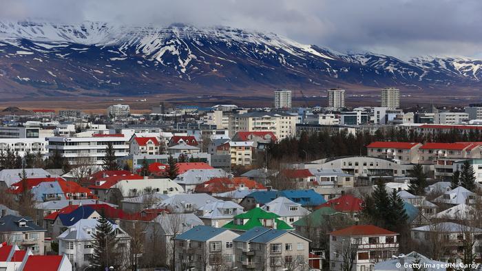 Столиця Ісландії Рейк'явік