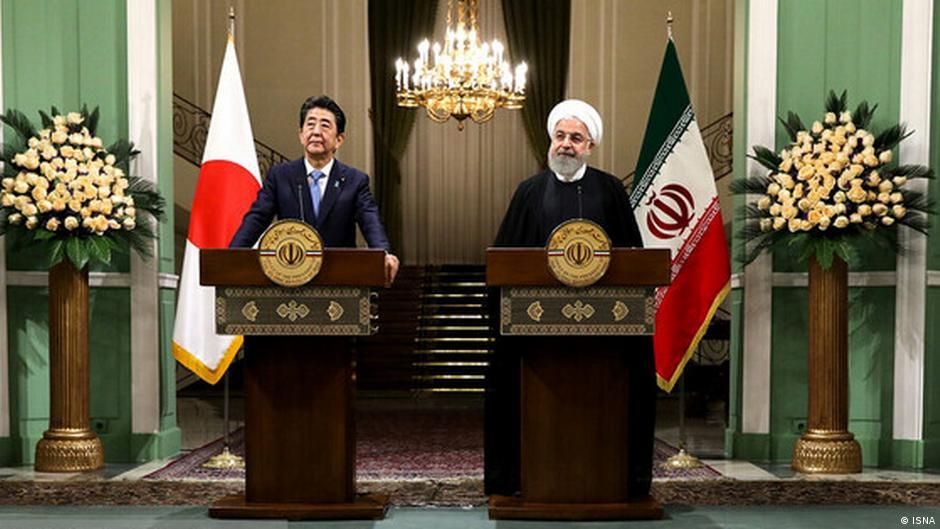 Japan als Vermittler im Atomstreit mit Iran