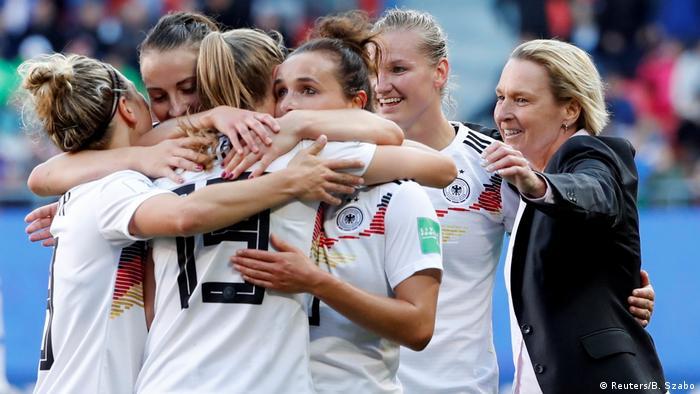 Fifa Wm 2019 Fussballeuphorie In Deutschland Sport Dw