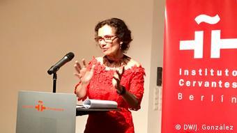 Adriana Haro, directora de UNAM Berlín.