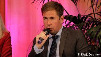 Илья Новиков - адвокат Оюба Титиева
