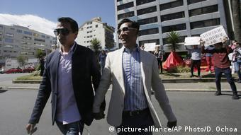 Ecuador Homosexuelle Ehe