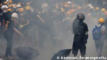 Hongkong Protest gegen Auslieferungen nach China & Ausschreitungen