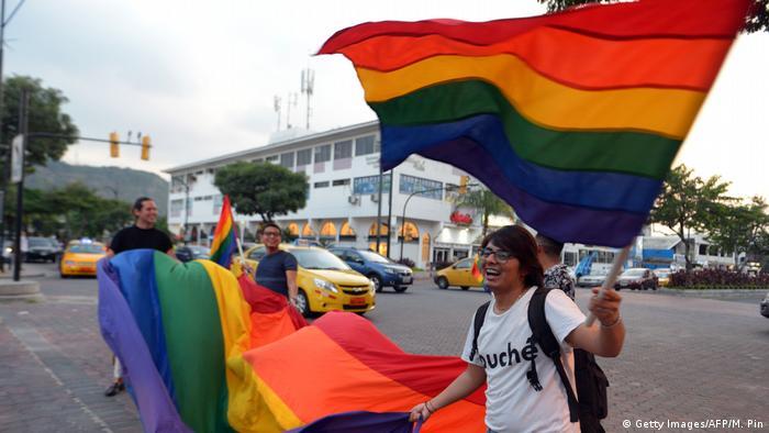 Ecuador   Verfassungsgericht erlaubt gleichgeschlechtliche Ehe