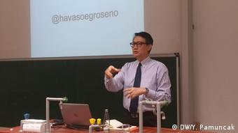 Duta Besar Indonesia untuk Jerman Arif Havas Oegroseno
