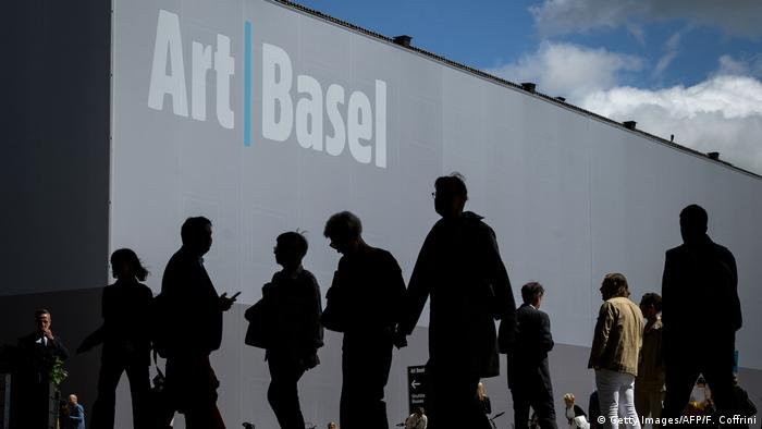 Schweiz Basel | Kunstmesse: Art Basel 2019 (Getty Images/AFP/F. Coffrini)