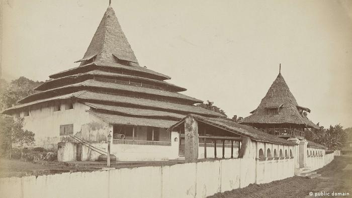Indonesien Sultan of Ternate Mosque (public domain)