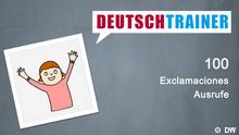 DEUTSCHKURSE | Deutschtrainer | Folge 100 | 100_000g_Titelfolie_SPA