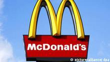 McDonalds - Schild