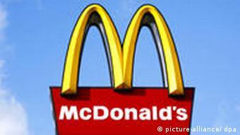Das Logo von McDonalds (Foto: AP)