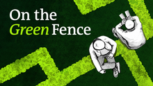On the Green Fence is a new environemental Podcast-miniseries