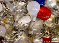 Lâmpadas incandescentes devem desaparecer do mercado