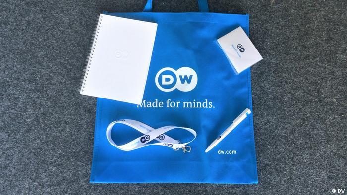 Un set de productos de DW