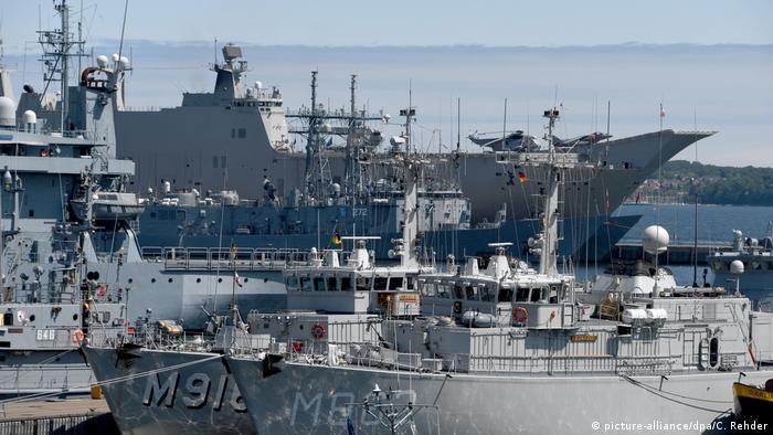 Nato-Ostseemanöver Baltops